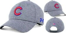 UNDER ARMOUR Men's MLB Chicago Cubs Snap Back Cap Gray