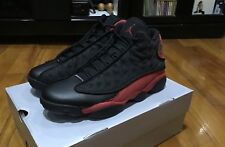 NIKE AIR JORDAN 13 XIII BRED SHOES SZ US 11.5 FLINT HE GOT GAME DIRTY PLAYOFF OG