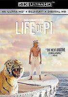 Life Of Pi 4K Muy HD Nuevo 4K UHD (5261706000)
