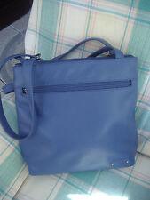 Ladies ~ New ~ Blue versatile handbag from Jane Shilton.
