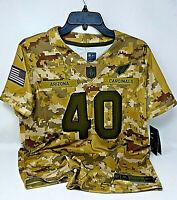 Nike Pat Tillman Salute To Service Cardinals NFL Camo Jersey MSRP-$170 (Women's)