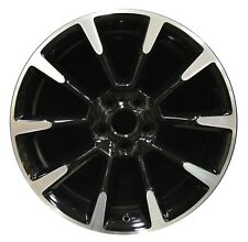 "19"" Ford Mustang 2011 2012 Factory OEM Rim Wheel 3863 Black Machined"