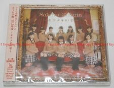 New Sakura Gakuin 2015 Nendo Kirameki no Shizuku Sakura Edition CD Blu-ray Japan