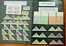 Great Britain Herm Island & Isle of Jethou Collection  VF NH OG See Photos