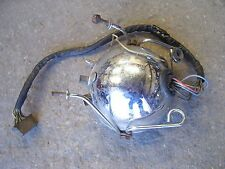 bsa 1971 500 250 BSA Triumph used LUCAS Double Side Mount Head Light Lamp shell