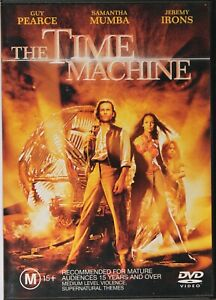 The Time Machine DVD - Guy Pearce - Free Post