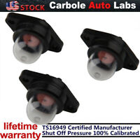 3 Primer Bulbs For 188-513 Poulan 1900LE 1950 2050 2055 2075 2150 2175 2375 2550