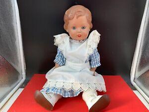 Schildkröt-Puppe Schildkrötpuppe Puppe 46 cm. Top Zustand