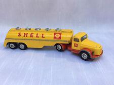 Tekno no. 434 Volvo Shell Tanker Truck