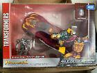 Takara Transformers Legends LG-45 Targetmaster Hot Rod MISB Brand New
