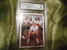 Brett Favre GRADED ROOKIE! 1991 Upper Deck #627 Checklis Green Bay Packers 8 -2!