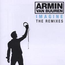 ARMIN VAN BUUREN =imagine= THE REMIXES =2CD= TRANCE PROGRESSIVE TRANCE SOUNDS !!
