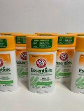 ARM & HAMMER Essentials Natural Deodorant, Fresh 2.5 oz