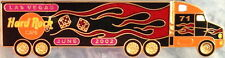Hard Rock Cafe LAS VEGAS June 2002 TRUCK Convention PIN Truckin City Icon #12959