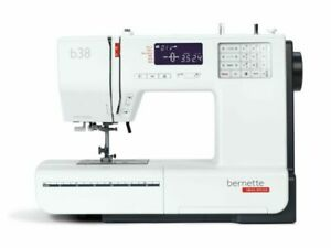 Bernina Bernette B38 Computerised Domestic Sewing Machine