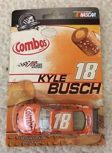 NASCAR Action Racing Collectables Combos Kyle Busch 18 Die Cast Car 2008