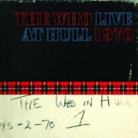 The Who - Live At Hull Neuf CD
