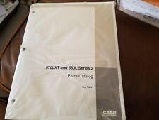 Case 570lxt And 580l Series 2 Parts Catalog Bur 7 3341
