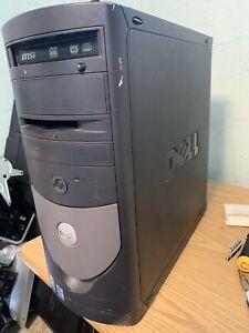 Dell Optiplex GX270 Pentium 4 / 4GB RAM / 160GBHDD Windows XP Pro Video Card