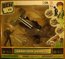 Ben 10 Ultimate Alien Vehicle Aerotack Kevin Levin figure new