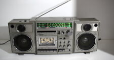 SANYO M 9996K Ghettoblaster Boombox Radio Oldschool