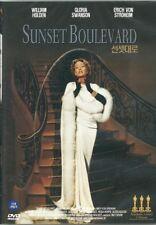 SUNSET BOULEVARD  DVD  NEW