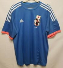 Adidas Climacool Mens JFA XL Soccer Jersey~PRE OWNED~US SELLER~SHIPS WORLDWIDE