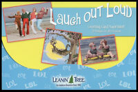 Leanin Tree Greeting Card  20 Box Set  LAUGH OUT LOUD