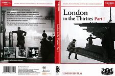 LONDON IN THE THIRTIES PART 1.  ARCHIVE FOOTAGE