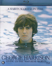George Harrison : Living In The Material World (2 Blu-ray)