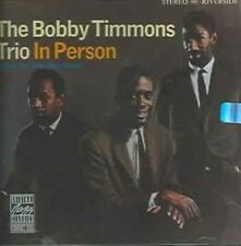 FREE US SHIP. on ANY 2 CDs! NEW CD Bobby Timmons: In Person Live