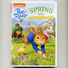 Peter Rabbit Spring 2014 7 Nick Jr. animated children's tales stories, new DVD