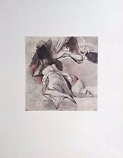 Le SONGE de TITANIA Henry FUSELI 1741-1825 Dessin Rehaussé Imprimé 225 x 230 mm
