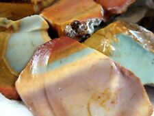 Polychrome Jasper Rough Crystal Mineral from Madagascar - 1 Specimen