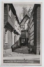 AK Hattingen-Ruhr --Alter Winkel in der kleinen Weilstrasse-- um 1942