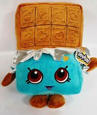 "Plush - Shopkins - Cheeky Chocolate 7 "" Soft Doll Toys New"