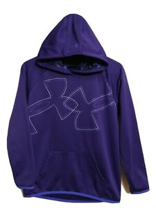 Under armour Cold gear Youth X-LARGE Loose Athletic Hooded Sweatshirt(#n2