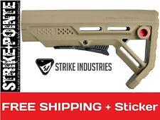 Strike Industries Viper FDE RED Tan MOD1 Viper Mod 1 MSpec MVP Compac QD minimal