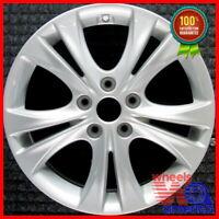"Hyundai Sonata 2010-2013 17/"" 5 DOUBLE SPOKE FACTORY OEM WHEEL RIM C 70803U20"
