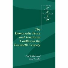 The Democratic Peace and Territorial Conflict in the Twentieth Century-ExLibrary