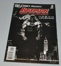 BATMAN 100 Page Spectacular Urban Legends #1 DC Comics
