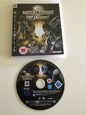 Mortal Kombat Vs DC Universe for Sony Playstation PS3