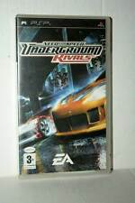 NEED FOR SPEED UNDERGROUND RIVALS USATO OTTIMO SONY PSP ED. EUROPEA SC4 42118