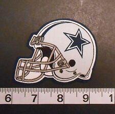 FREE SHIPPING NFL Dallas Cowboys Iron On Fabric Applique Patch Logo DIY Craft #2