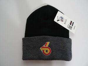 POWER 6 TOSSEL CAP BUICK GRANDNATIONAL TUQUE/BEANIE/SKULL CAP 2 TONE BY GM