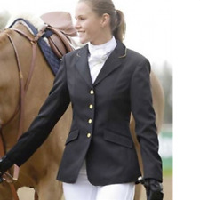 Ladies Show Jacket Us8 Navy Velvet