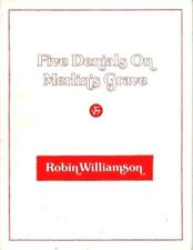 ROBIN WILLIAMSON - FIVE DENIALS on MERLIN'S GRAVE Incredible String Band, Celtic
