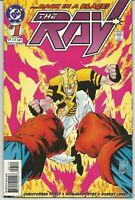 The Ray #1 : May 1994 : DC Comics..