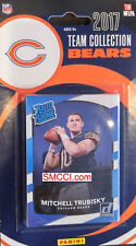 Chicago Bears 2017 DONRUSS Factory equipo Set Walter PAYTON trubisky CARTA
