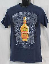Vtg Jimmy Buffett Concert Shirt Welcome Fin Land 2001 Tequila Margaritaville S